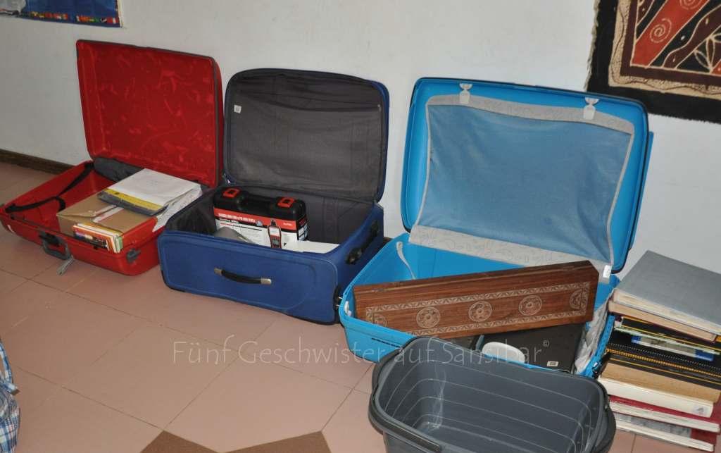 Packen Heimzug 1