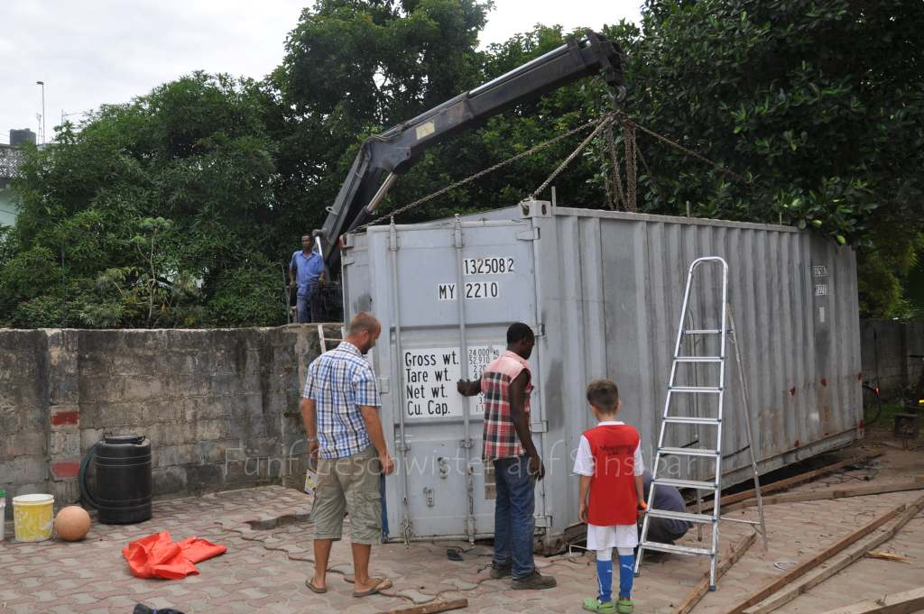 container abholung 3